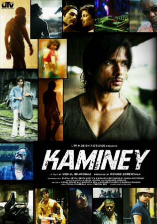 Kaminey 2009 BluRay 950Mb Full Hindi Movie Download 720p Watch Online Free bolly4u
