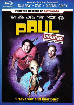 Paul 2011 BluRay 1Gb Hindi Dual Audio 720p Watch Online Full Movie Download bolly4u