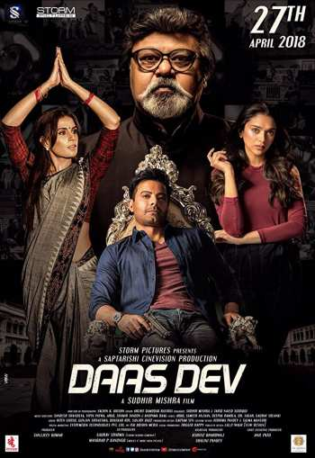 Watch Online Daas Dev 2018 CAMRIp x264 Hindi Movie 700MB Full Movie Download mkvcage