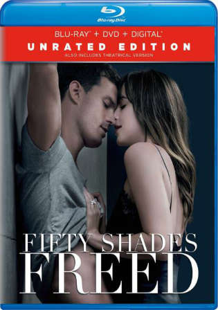 Fifty Shades Freed 2018 BRRip 300MB UNRATED English 480p ESubs Watch Online Full Movie Download bolly4u