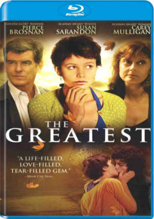 The Greatest 2009 BRRip 350Mb Hindi Dual Audio 480p Watch Online Full Movie Download bolly4u