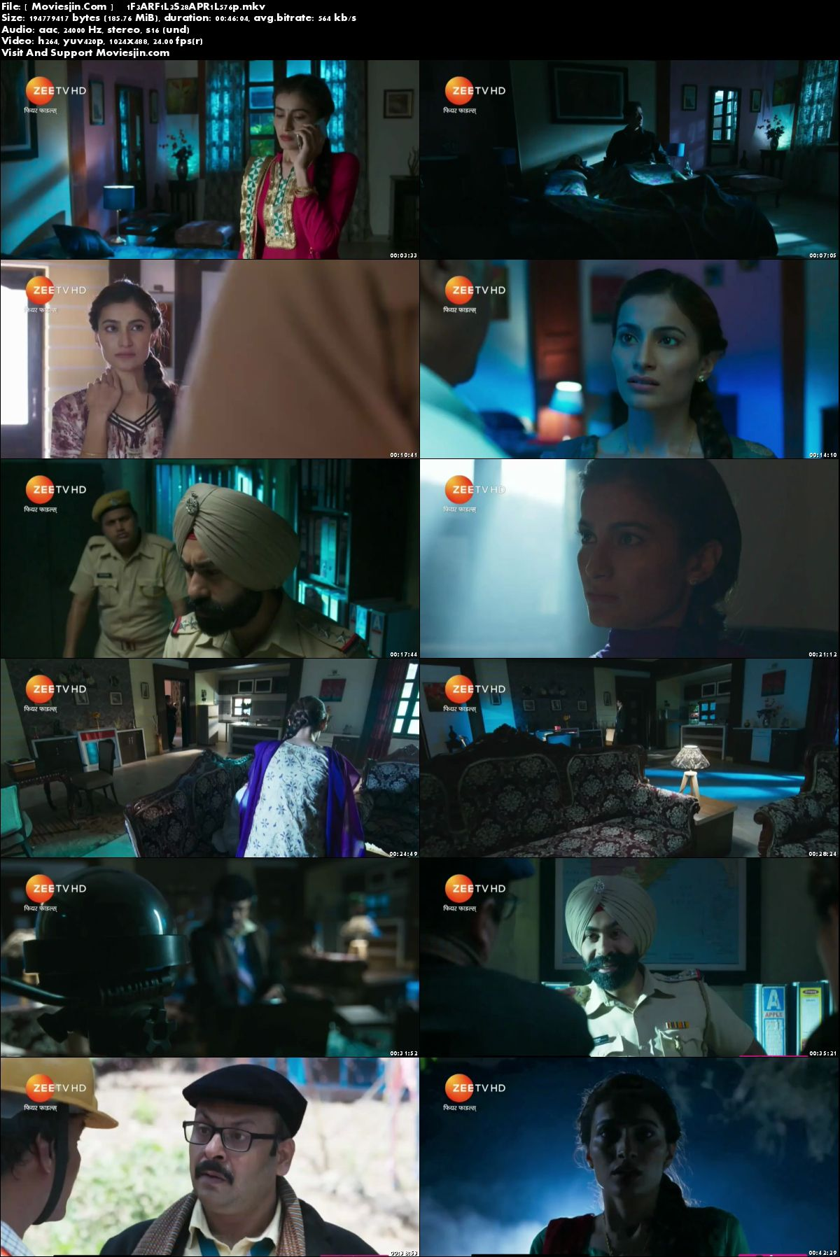 Watch Online Fear Files Season 3 28th April 2018 480p TvRip 190MB Full Movie Download mkvcage