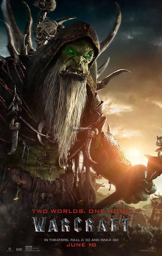 Watch Online Warcraft The Beginning 2016 BluRay Hindi 950MB Dual Audio 720p Full Movie Download mkvcage