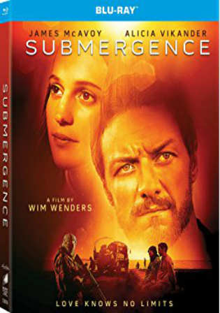 Submergence 2017 BRRip 350Mb English 480p ESub Watch Online Full Movie Download bolly4u