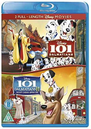 101 Dalmatians 2 Patchs London Adventure 2003 BRRip 250MB Hindi Dual Audio 480p Watch Online Full Movie Download bolly4u