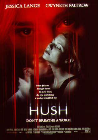 Hush 1998 BRRip 300MB Hindi Dual Audio 480p ESub Watch Online Full Movie Download Worldfree4u 9xmovies