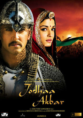 Jodhaa Akbar 2008 BluRay Full Hindi Movie Download 720p Watch Online Free Worldfree4u 9xmovies