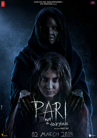 Pari 2018 HDRip 950MB Full Hindi Movie Download 720p watch Online Free bolly4u