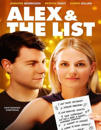 Watch Online Alex And The List 2018 English 880MB WEBRip 720p ESub Full Movie Download mkvcage