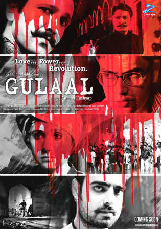 Gulaal 2009 HDTV 950Mb Full Hindi Movie Download 720p Watch Online Free bolly4u