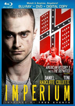 Imperium 2016 BRRip 950MB Hindi Dual Audio 720p