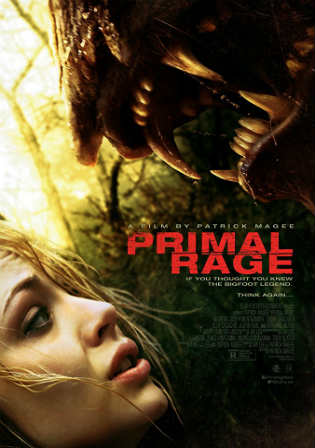 Primal Rage 2018 Latest Movie WEB-DL 300Mb English 480p ESub