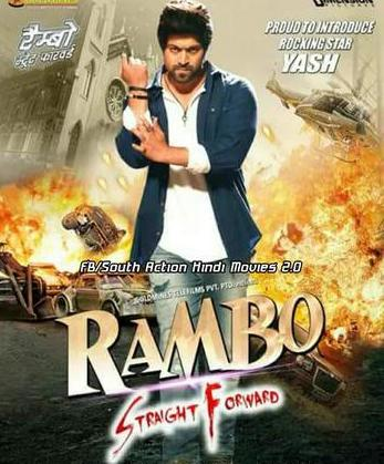 Watch Online Rambo Straight Forward 2018 HDRip Hindi Dubbed Movie 720p Full Movie Download mkvcage