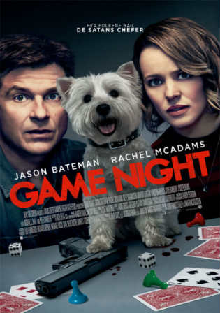 Game Night 2018 WEB-DL 800MB English 720p ESub watch Online Full Movie Download Worldfree4u 9xmovies