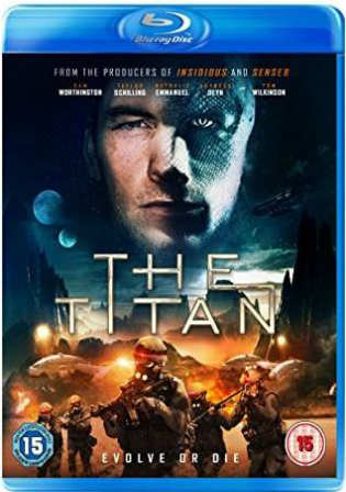 The Titan 2018 BluRay 280MB English 480p ESub Watch Online Full Movie Download bolly4u