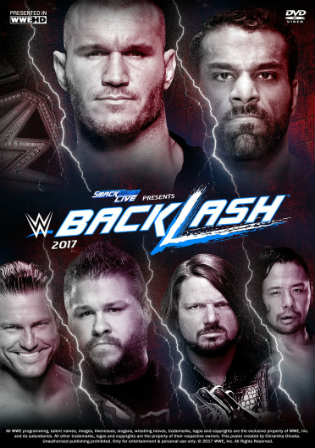 WWE Backlash 2018 WBERip 800MB PPV Full Show 480p Watch Online Free Download bolly4u
