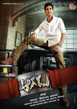 Aagadu 2014 BRRip 550MB UNCUT Hindi Dual Audio 480p ESub Watch Online Full Movie Download bolly4u