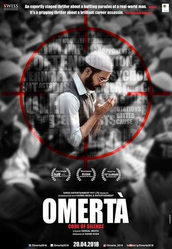 Watch Online Omerta 2018 Pre Hindi Movie x264 DVDRip 290MB Full Movie Download mkvcage
