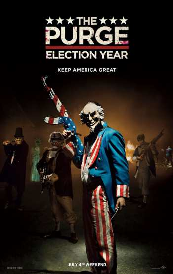 Watch Online Purge Election Year 2016 BRRip Hindi 360Mb 480p Dual Audio  Full Movie Download mkvcage