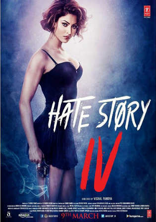 Hate Story 4 2018 HDRip 350MB Full Hindi Movie Download 480p Watch Online Free bolly4u