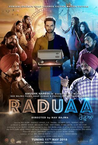 Watch Online Raduaa 2018 Pre x264 DVDRip Punjabi Movie 360MB Full Movie Download mkvcage