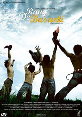 Rang De Basanti 2006 HDRip 1Gb Full Hindi Movie Download 720p Watch Online Free bolly4u