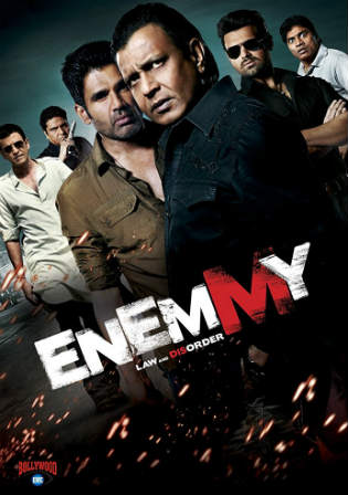 Enemmy 2013 HDRip 850Mb Full Hindi Movie Download 720p Watch Online Free bolly4u