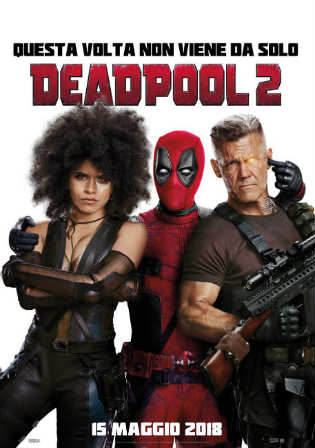 Deadpool 2 2018 HDCAM 300MB English 480p Watch Online Full Movie Download bolly4u