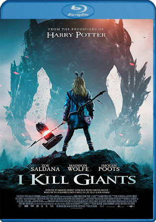 I Kill Giants 2017 BluRay 300MB English 480p ESubs Watch Online Full Movie Download bolly4u