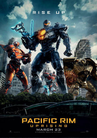 Pacific Rim Uprising 2018 HDRip 950MB Hindi Dual Audio 720p ESub Watch Online Full Movie Download bolly4u