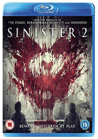 Sinister 2 2015 BRRip 300Mb Hindi Dual Audio 480p ESub Watch Online Full Movie Download bolly4u