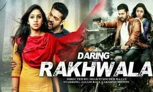 Daring Rakhwala 2018 HDRip 600MB Hindi Dubbed 720p Watch Online Full movie Download bolly4u