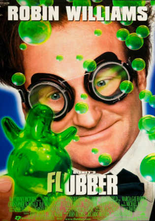 Flubber 1997 HDRip 300MB Hindi Dual Audio 480p Watch Online Full Movie Download bolly4u