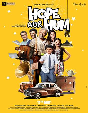 Watch Online Hope Aur Hum 2018 PREDvD-Rip x264 Hindi 700MB Movie Full Movie Download mkvcage
