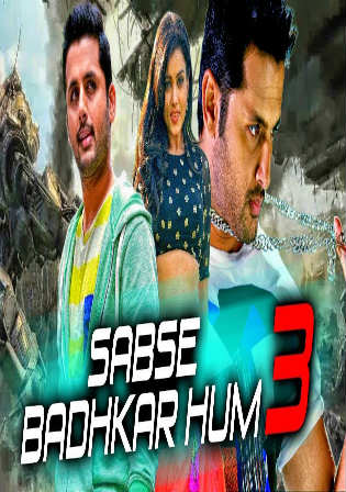 Sabse Badhkar Hum 3 2018 HDRip 350Mb Hindi Dubbed 480p Watch Online Full Movie Download Worldfree4u 9xmovies