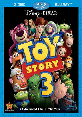 Toy Story 3 2010 BluRay 800Mb Hindi Dual Audio 720p Watch Online Full Movie Download bolly4u