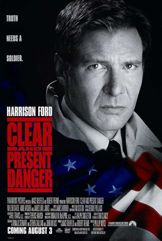 Clear and Present Danger 1994 Movie Free Download 720p BluRay DualAudio
