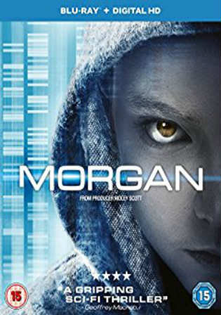 Morgan 2016 Hindi Dual Audio BRRip 300MB 480p