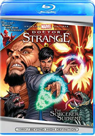 Doctor Strange 2007 BluRay 600MB Hindi Dual Audio 720p ESub Watch Online Full movie Download bolly4u
