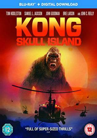 Kong Skull Island 2017 BluRay 400MB Hindi Dual Audio ORG 480p