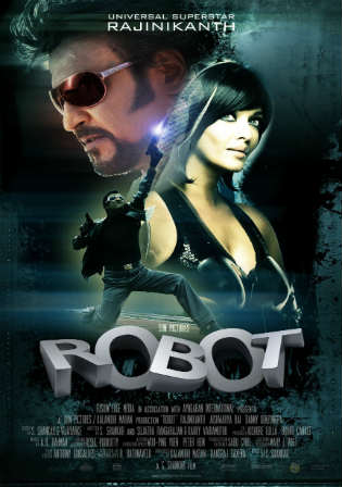 Robot 2010 BluRay Full Hindi Movie Download 720p Watch Online Free Worldfree4u 9xmovies