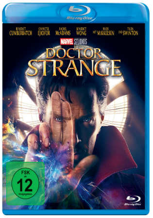 Doctor Strange 2016 Hindi Dual Audio ORG BluRay 400MB 480p ESub thumbnail