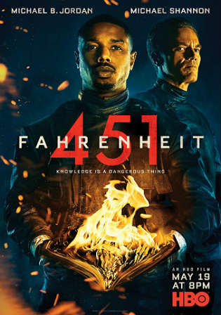 Fahrenheit 451 2018 WEB-DL 300MB English 480p ESub Watch Online Full movie Download bolly4u