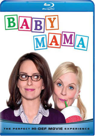Baby Mama 2008 BluRay 750MB Hindi Dual Audio 720p ESub Watch Online Full Movie Download bolly4u