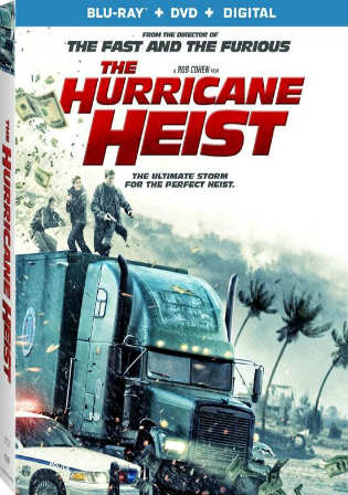 The Hurricane Heist 2018 Hindi Dual Audio BluRay 1GB 720p ESub thumbnail
