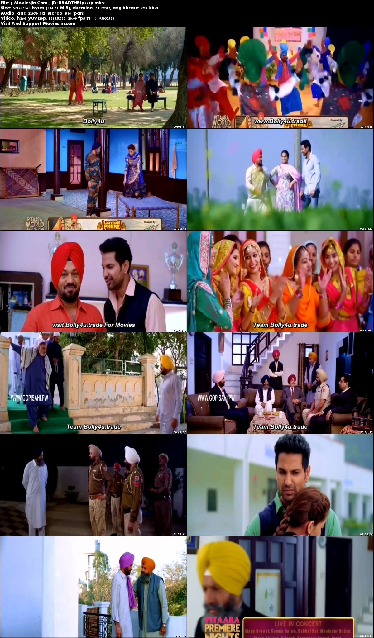 Watch Online Darra 2017 Movie 505MB DTH-Rip Punjabi 720p Full Movie Download mkvcage