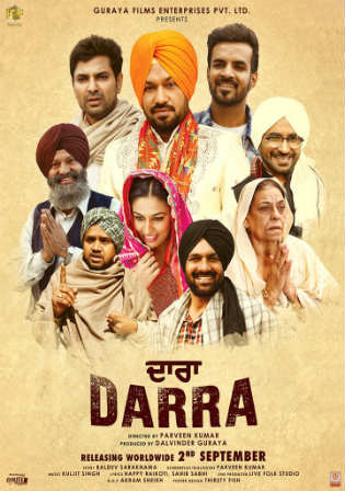Darra 2017 DTHRip 280MB Full Punjabi Movie Download 480p Watch Online Free bolly4u