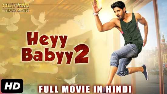 Watch Online Heyy Babyy 2 2018 HDRip Movie Hindi Dubbed 822MB 720p Full Movie Download mkvcage