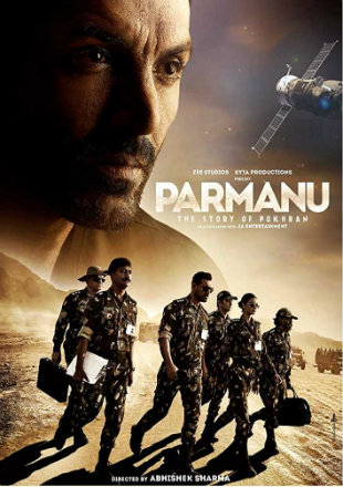 Parmanu 2018 Pre DVDRip 700MB Full Hindi Movie Download x264