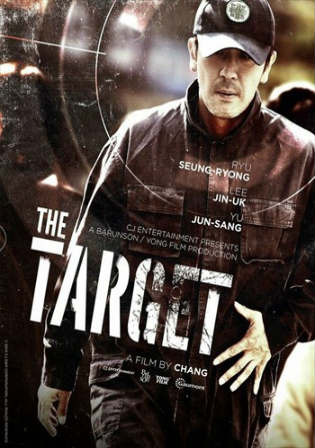 The Target 2014 Hindi Dual Audio BluRay 950Mb 720p